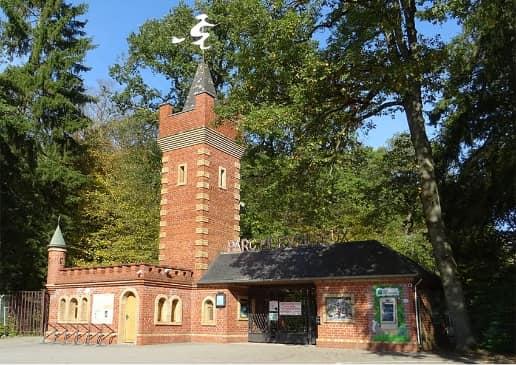 Bettembourg : aménagement de l'ancien portail d'entrée du Parc Merveilleux à Bettembourg