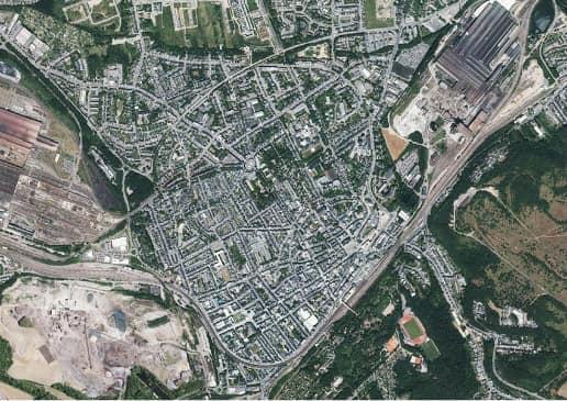Esch-sur-Alzette : des gîtes mobiles Pop-up sur le territoire de la ville